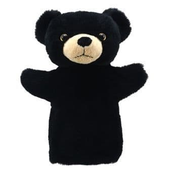 Animal Puppet Buddies: Black Bear